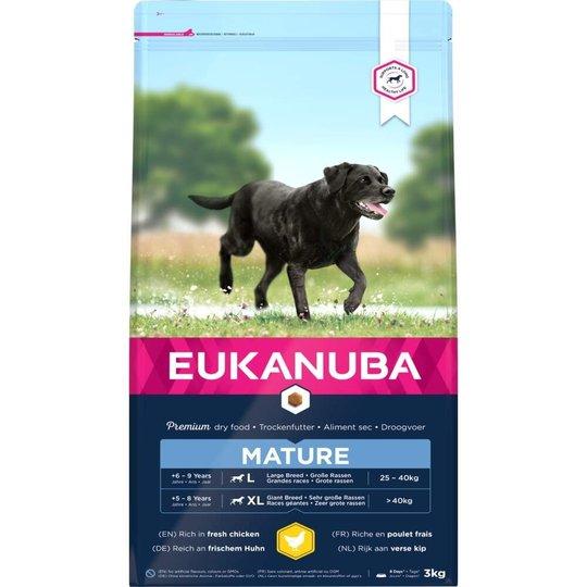 Eukanuba Dog Mature Large Breed (3 kg)