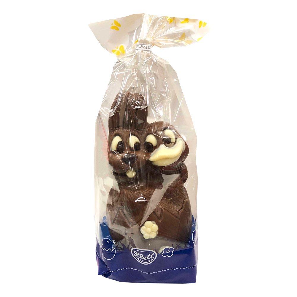 Påskhare & Anka Chokladfigur - 200 gram