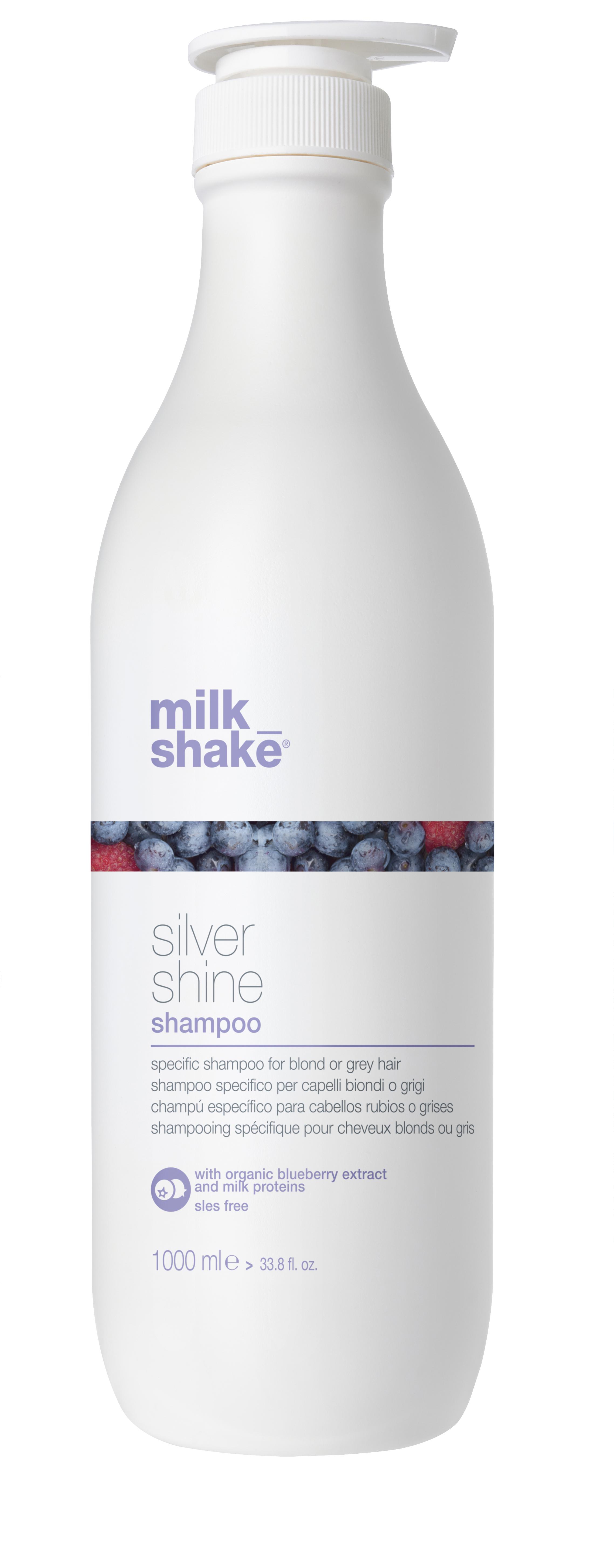 milk_shake - Silver Shine Shampoo 1000 ml