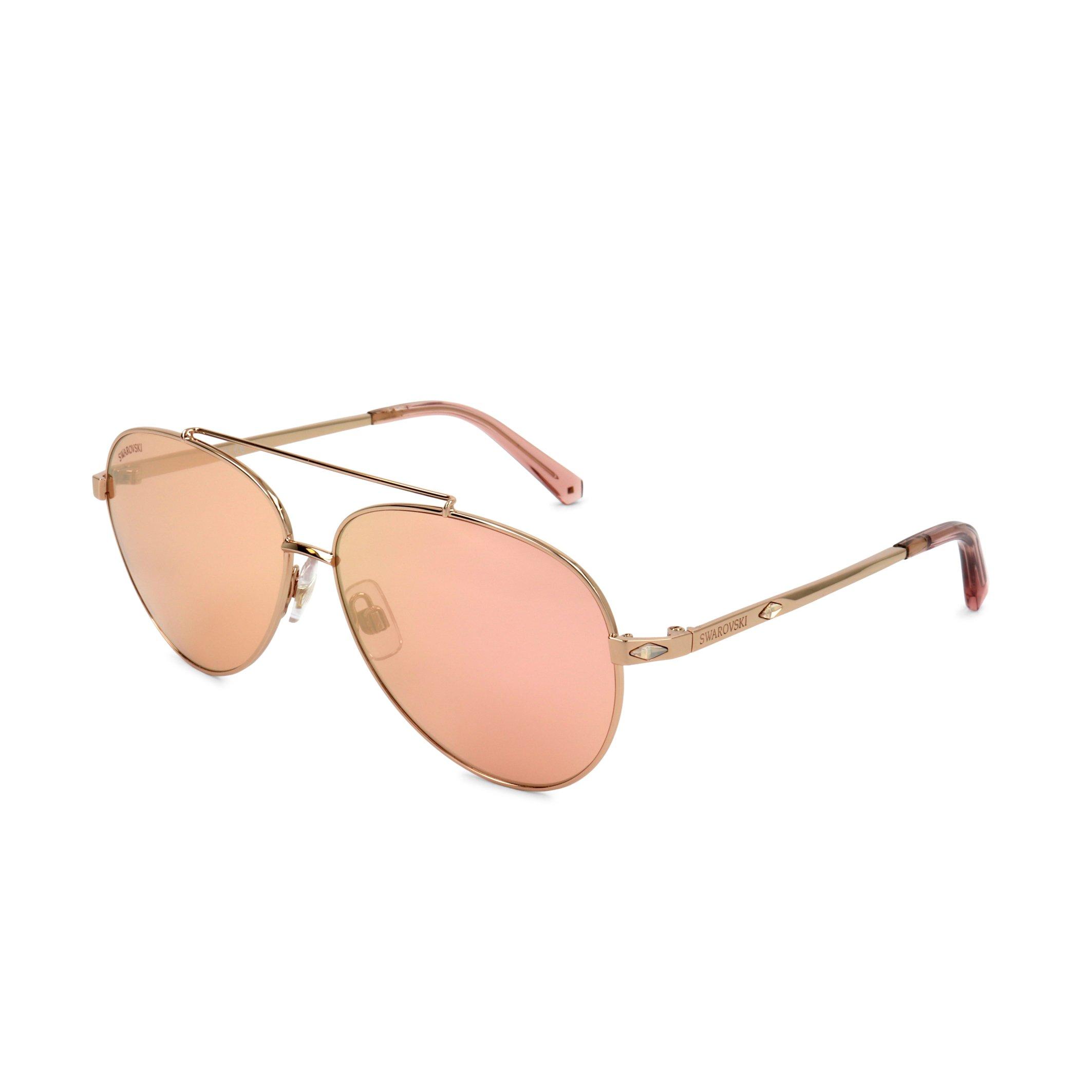 Swarovski Women's Sunglasses Various Colours SK0194 - yellow-1 NOSIZE
