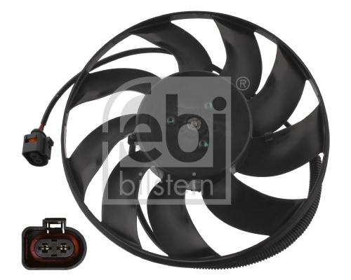 Tuuletin (moottorijäähdytys) FEBI BILSTEIN 40637