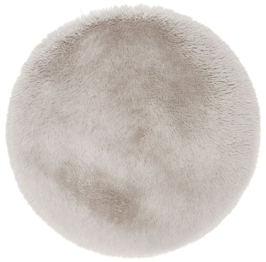 Alice & Fox Teppe Fake Fur, Silver