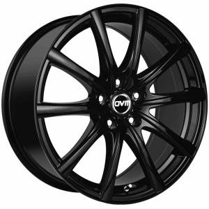 OVM Style Black 8.5x19 5/112 ET27 B66.5