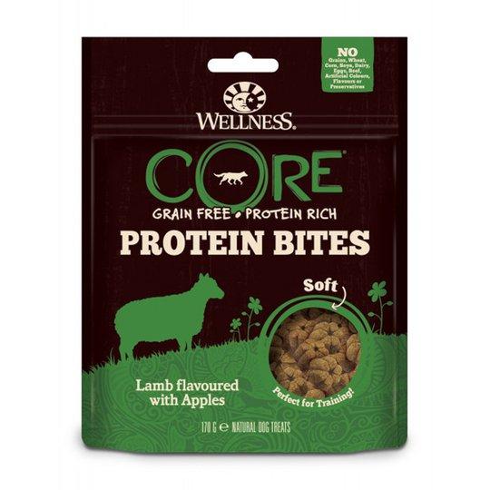 CORE Dog Bites Soft Lamb Apples 170 g