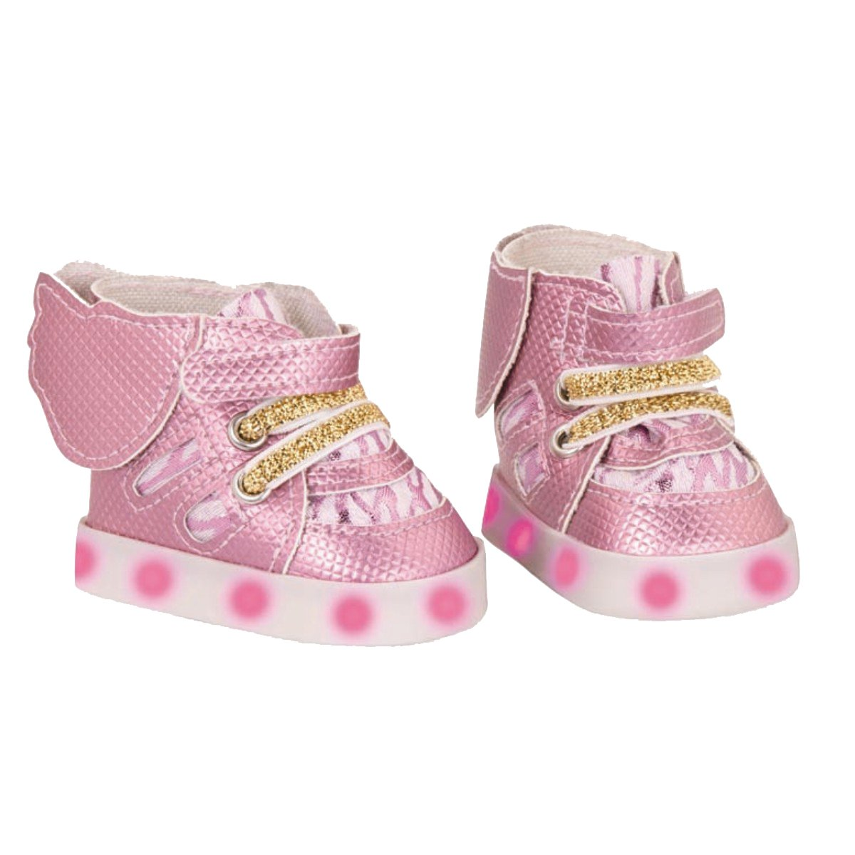 Our Generation - Pink shoes with light (737463)