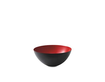 Krenit Skål Rød Ø 8,4 cm