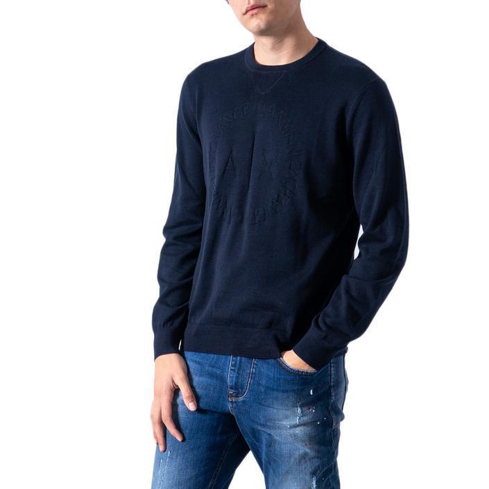 Armani Exchange Men's Sweatshirt Blue 269362 - blue XS