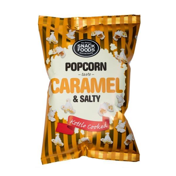 SF Popcorn Caramel Salty 65g