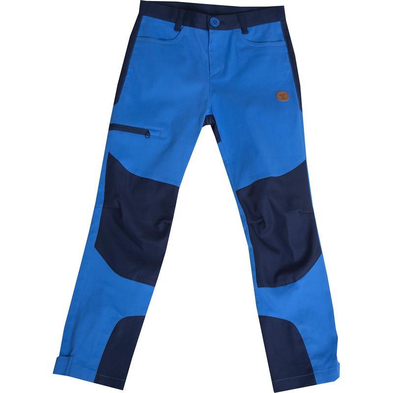 Tufte Kids Pants 146/152, 11-12 år Bukse, barn, French Blue/Insignia Blue