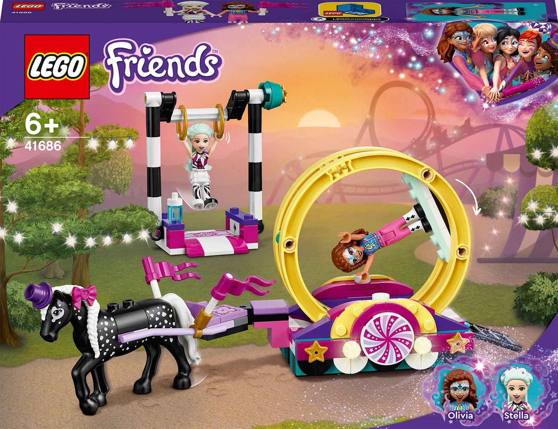 LEGO Friends 41686 Maagiset Akrobaatit