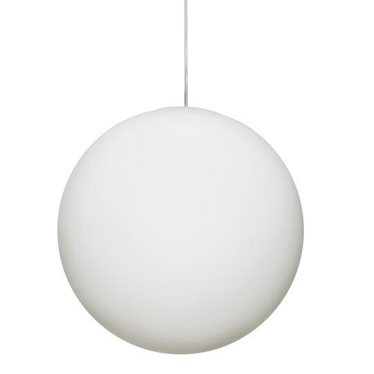 Design House Stockholm - Luna Taklampa XL 60 cm Vit