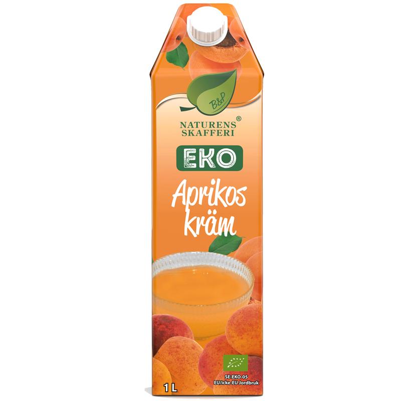 Eko Aprikoskräm - 25% rabatt