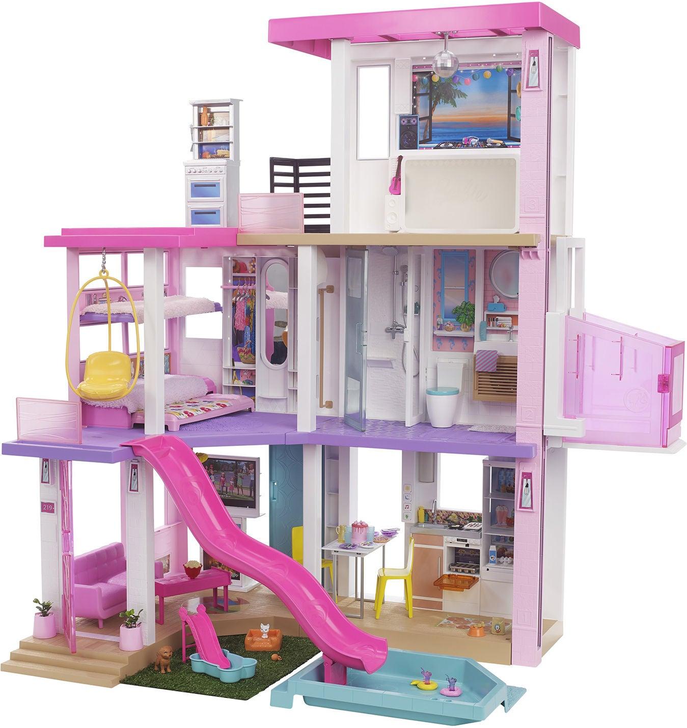 Barbie Dreamhouse 2021
