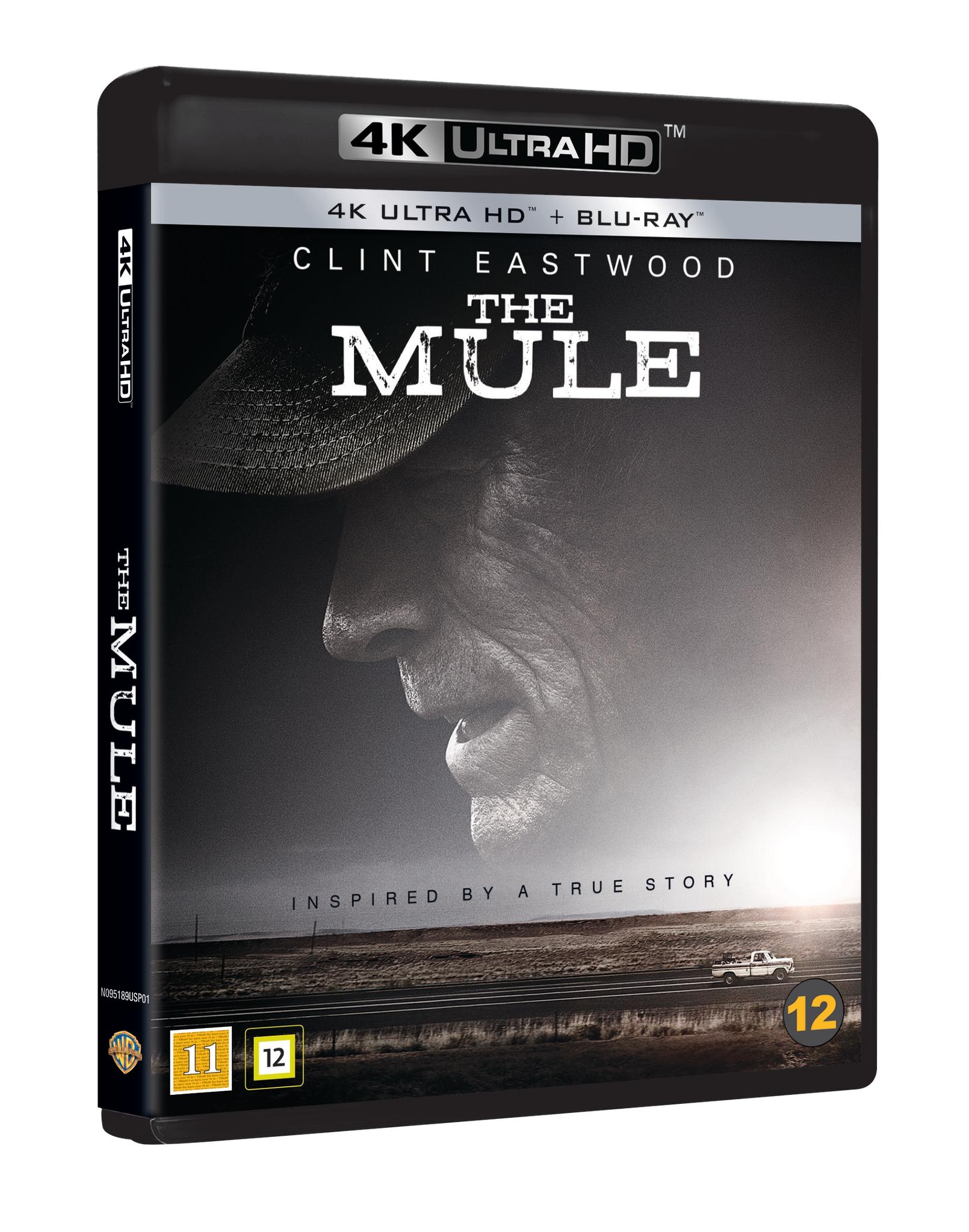 Mule, The 4K Blu ray
