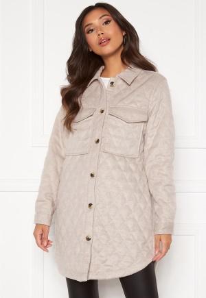 Object Collectors Item Vera owen long quilt jacket Incense 36