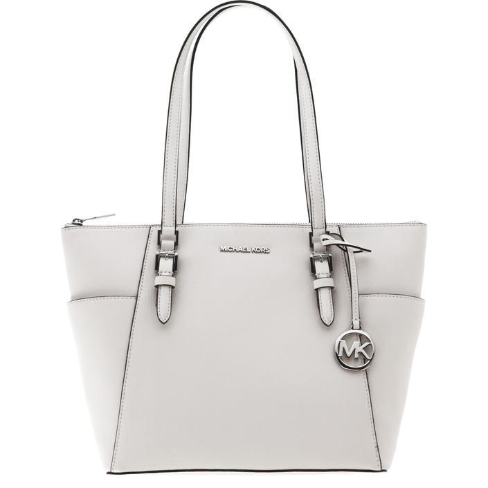 Michael Kors Women's Shopping Bag White - white UNICA