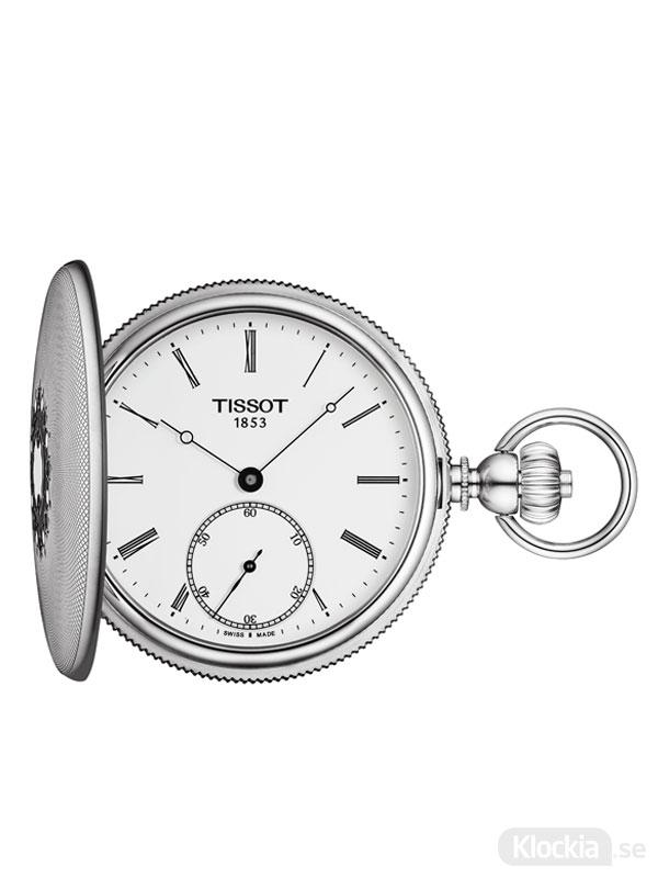TISSOT Savonnette Mechanical T867.405.19.013.00 - Fickur