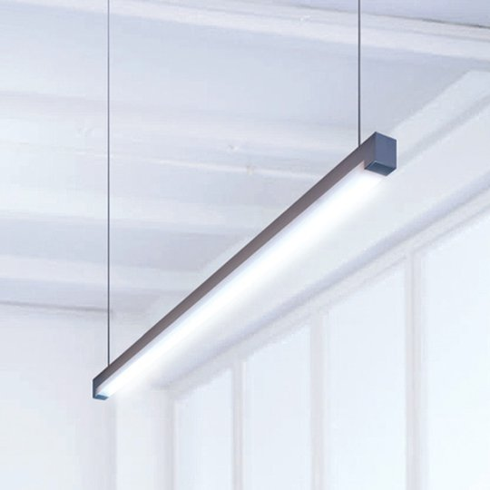 Perusvalk. LED-riippuvalaisin Travis-P2, 147,5 cm