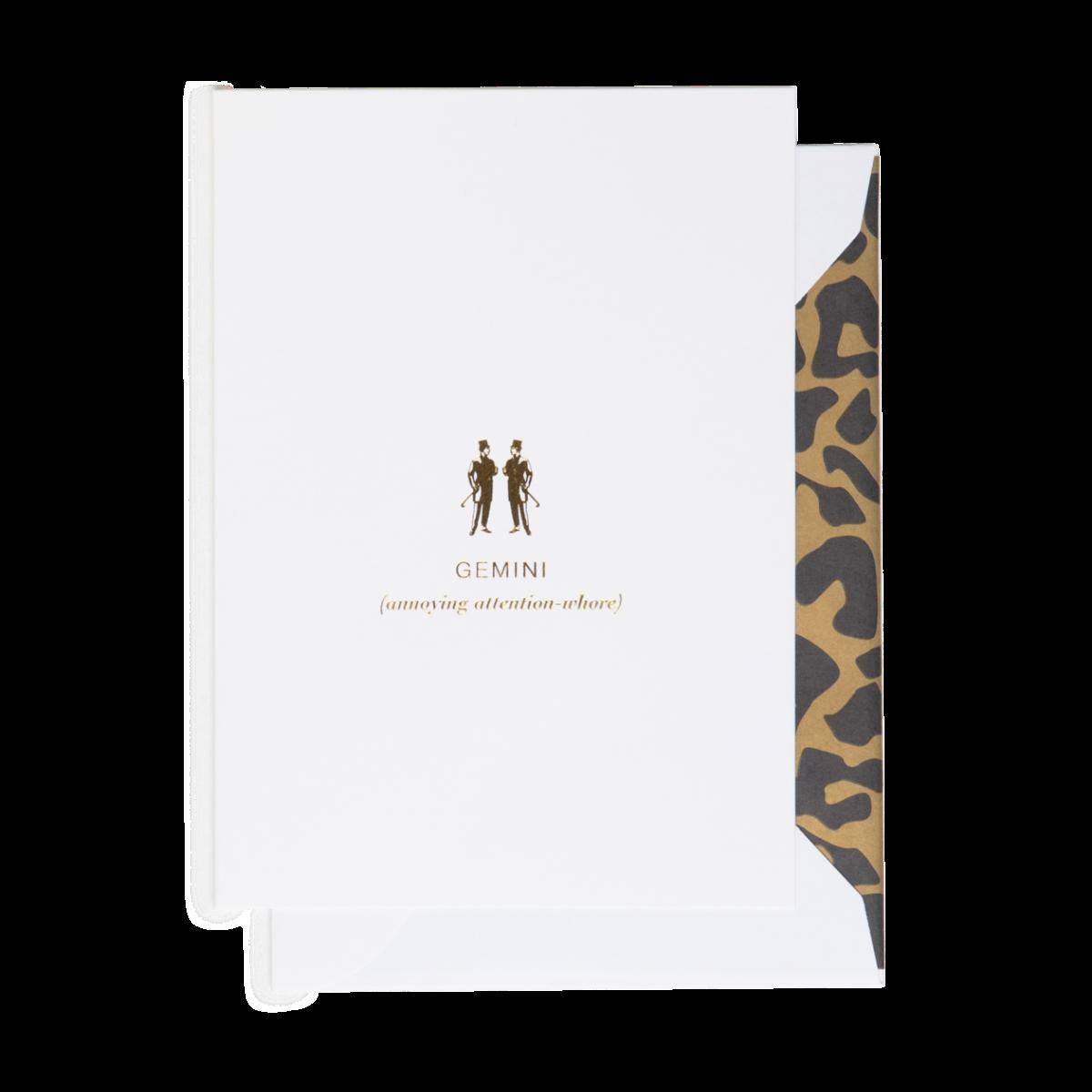 Cardsome | Cards - Gemini