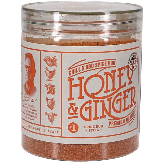 Spicerub Honey Ginger - 48% rabatt