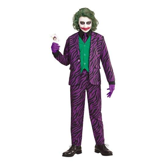 Evil Joker Barn Maskeraddräkt - X-Small