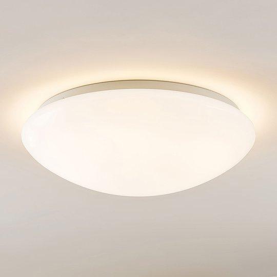 Arcchio Younes -LED-kattovalaisin, pyöreä, 40 cm
