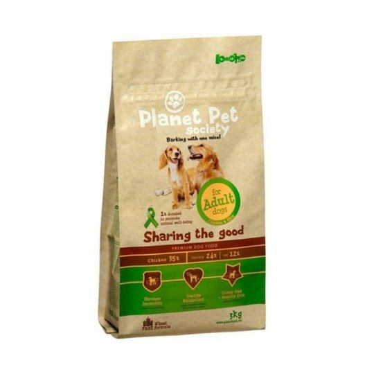Planet Pet Society Adult (15 kg)