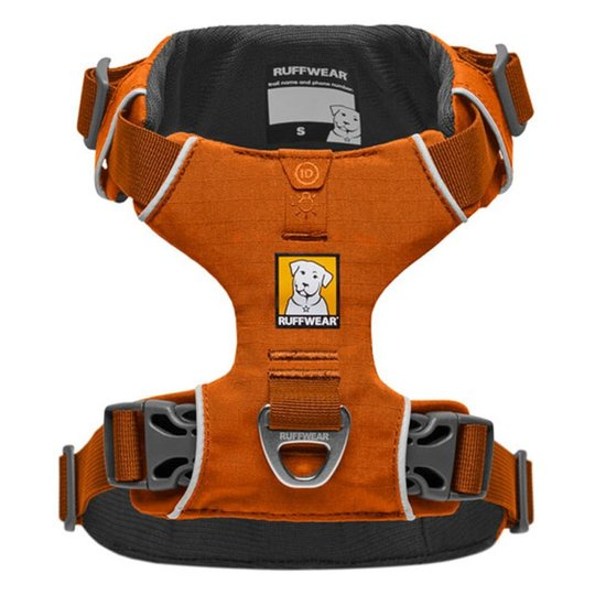 RuffWear Front Range Hundsele Orange (XXS)