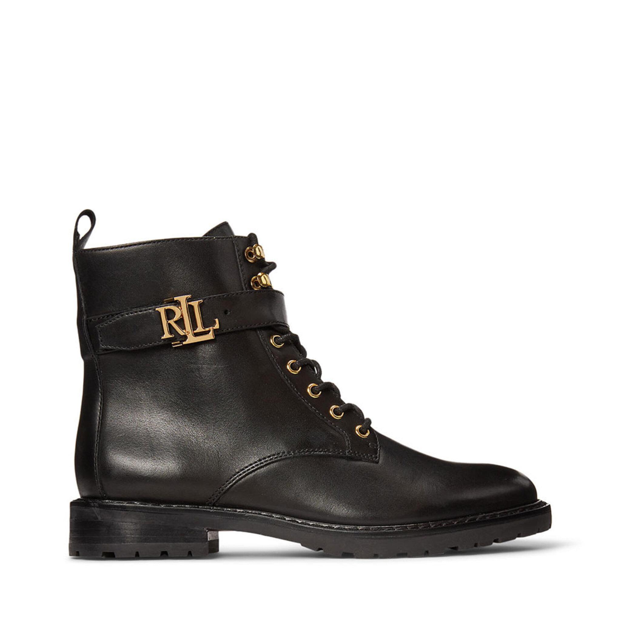 Eldridge Burnished Leather Boot