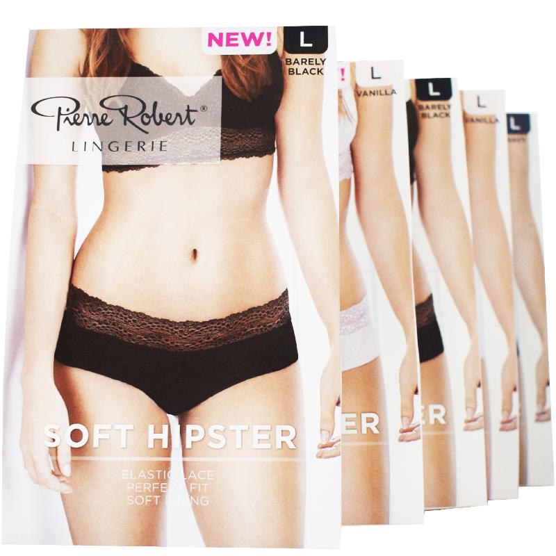 Trosor Hipster Lace L Mix 5-pack - 60% rabatt