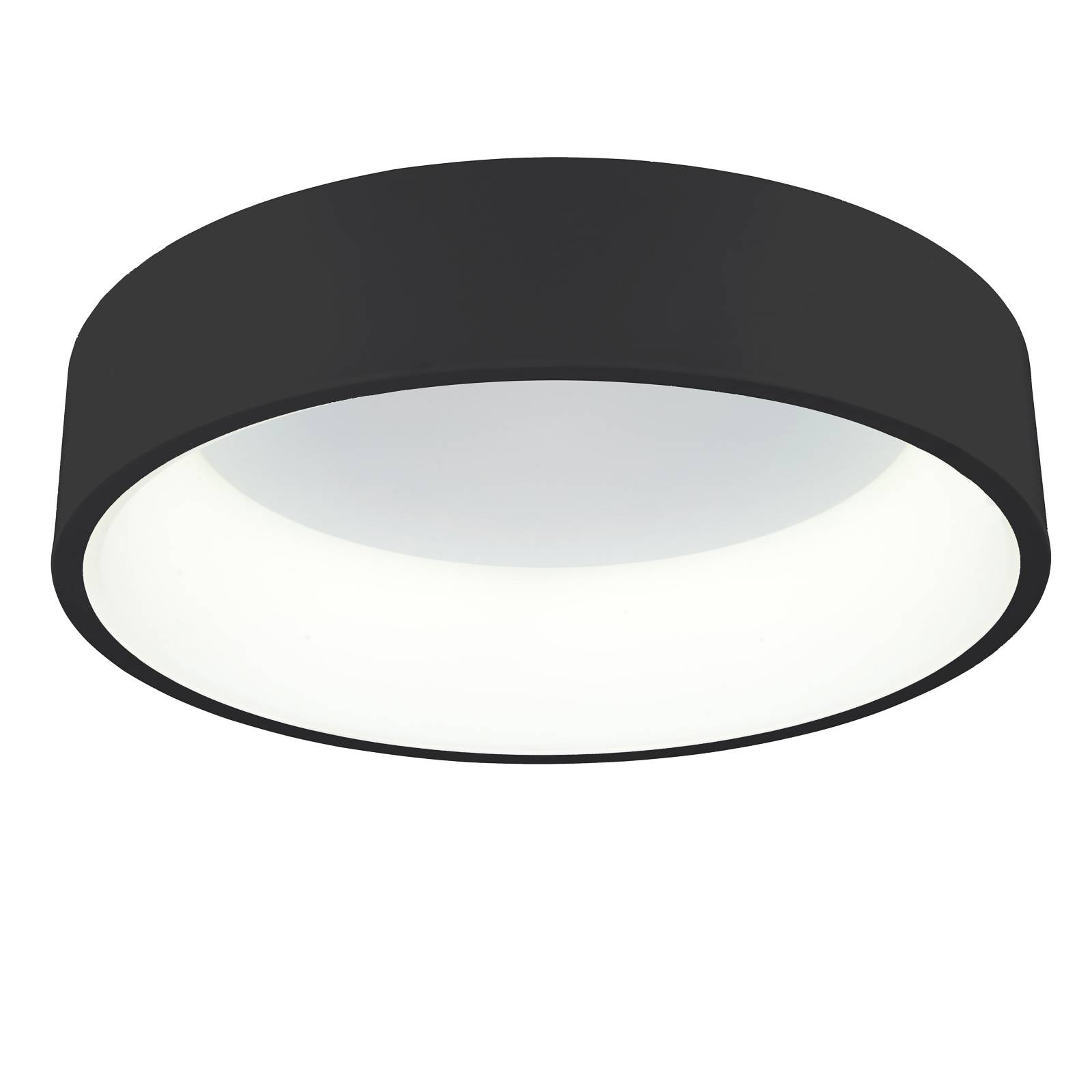 Arcchio Aleksi -LED-kattovalaisin, Ø 45 cm, pyöreä