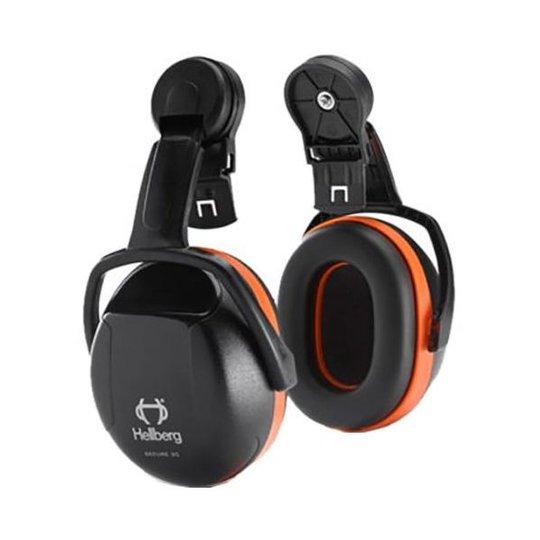 Hellberg SECURE 3 Kuulosuojain kypäräkiinnityksellä