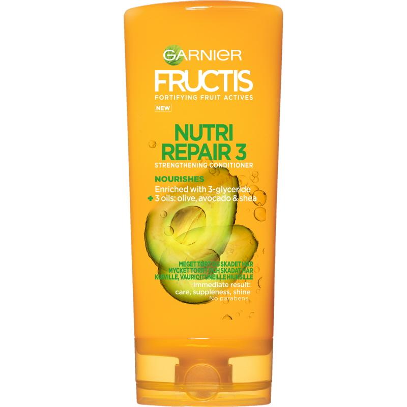 Schampo Fructis Nutri Repair 3 - 31% rabatt