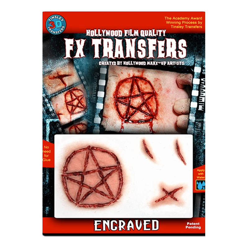 Pentagram FX Transfers