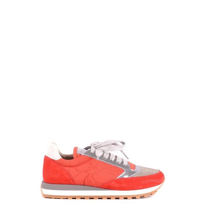 Brunello Cucinelli Women's Trainer Red 162599 - red 36