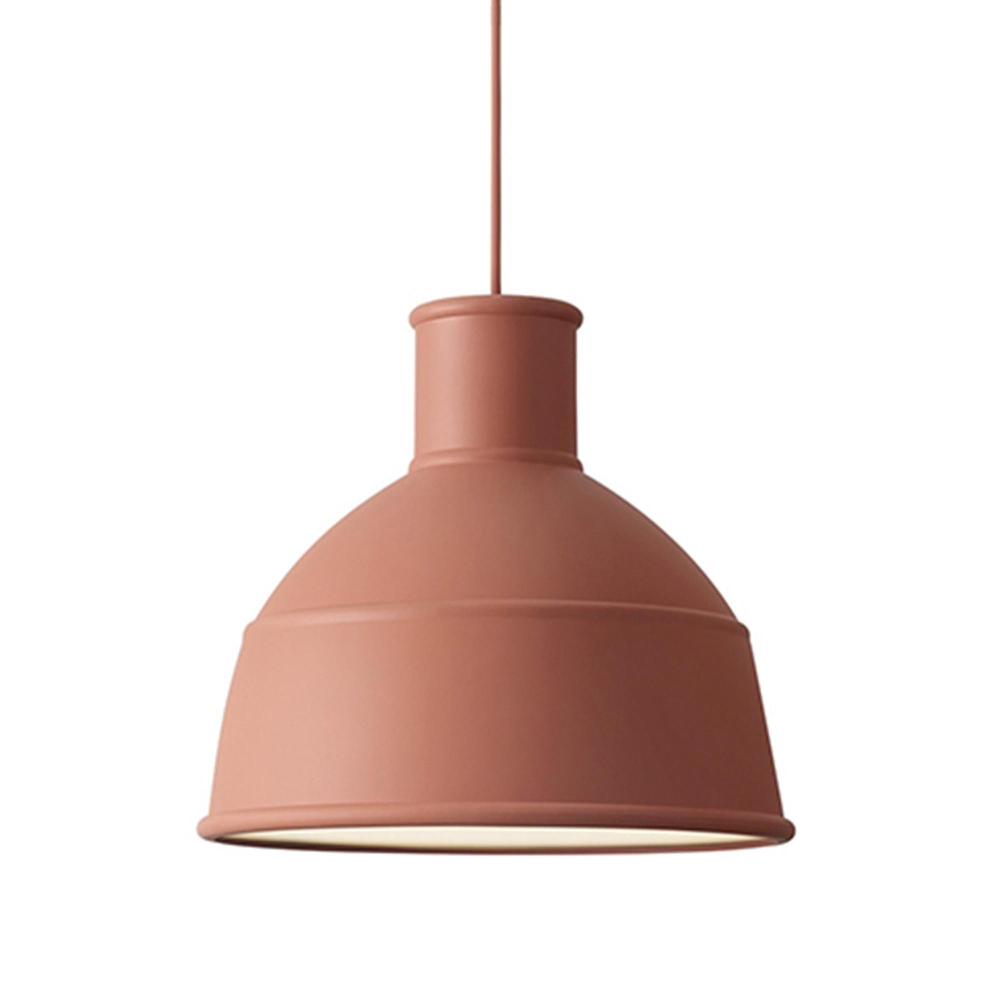 Muuto Lampa Unfold terracotta