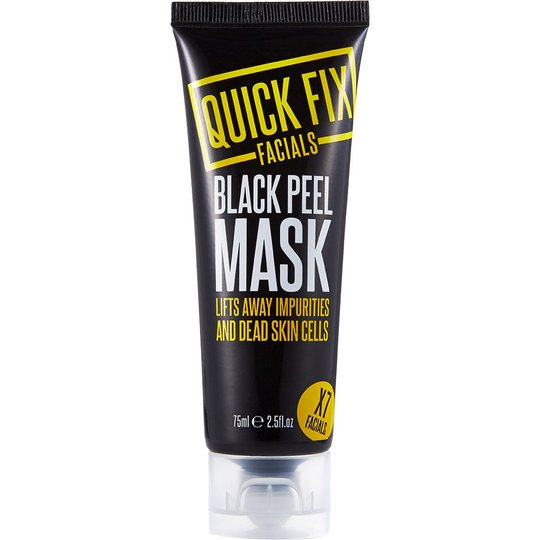 Black Peel Mask, 75 ml Quick Fix Kasvonaamiot