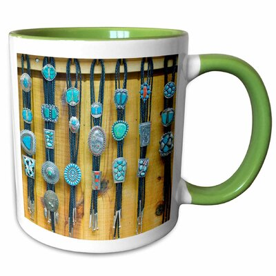 Candleick New Mexico, Gallup, Bolo Ties for Sale, Market Coffee Mug