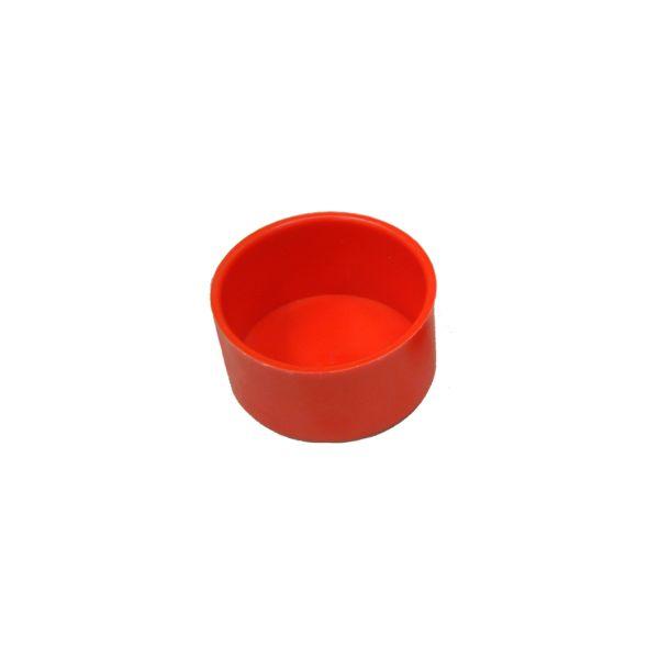 ABB ATI33 Beskyttelsesmuffe for VP- og SM-rør, rød 32 mm