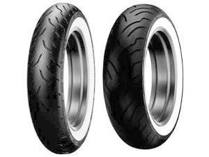 Dunlop American Elite WWW ( MU85B16 TT/TL 77H takapyörä, M/C )