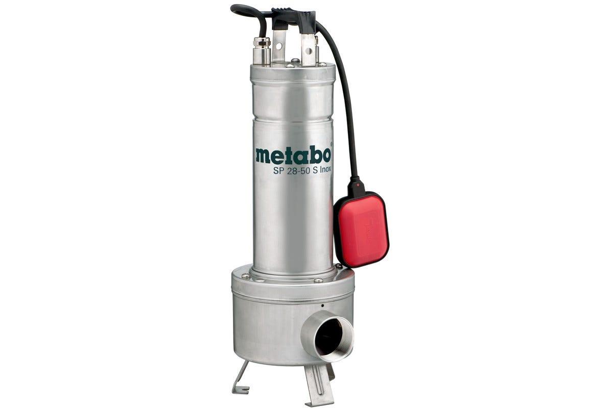 Metabo Skittenvannspumpe SP 28-50 S Inox