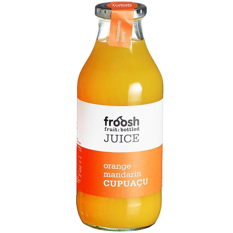 Mehu Appelsiini, Mandariini & Cupuacu Iso - 33% alennus