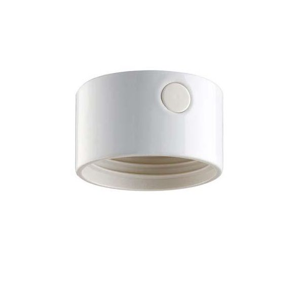 Ifö Electric 55721-800-10 Kanta 84,5, valkoinen, IP54, LED Suora
