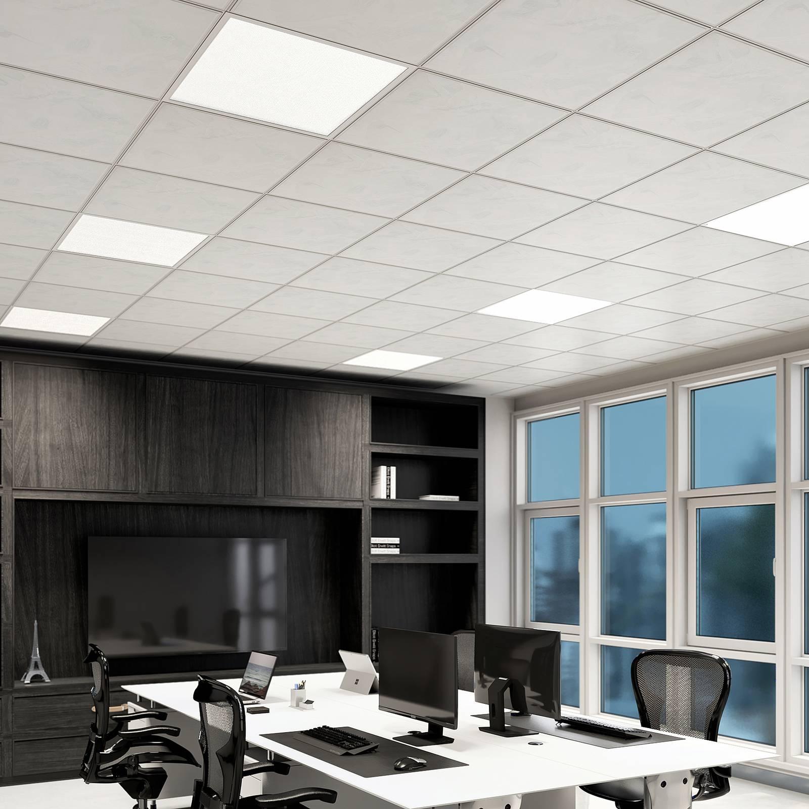 Arcchio Harita -LED-paneeli, Dip-kytkin, 62 cm