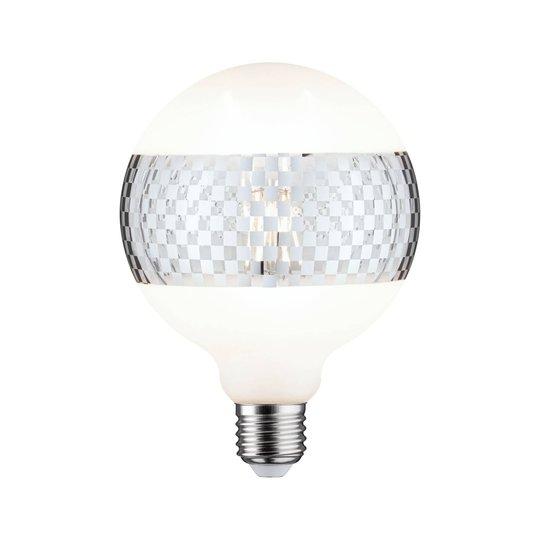 Paulmann E27 LED-globe 4,5W rengaspeili, ruutu