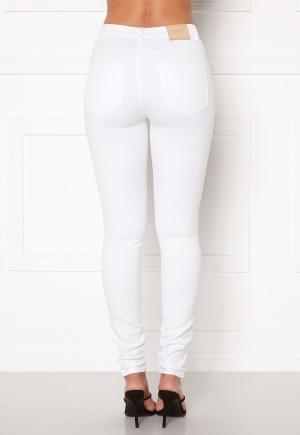 ONLY Royal HW Jeans White XS/30