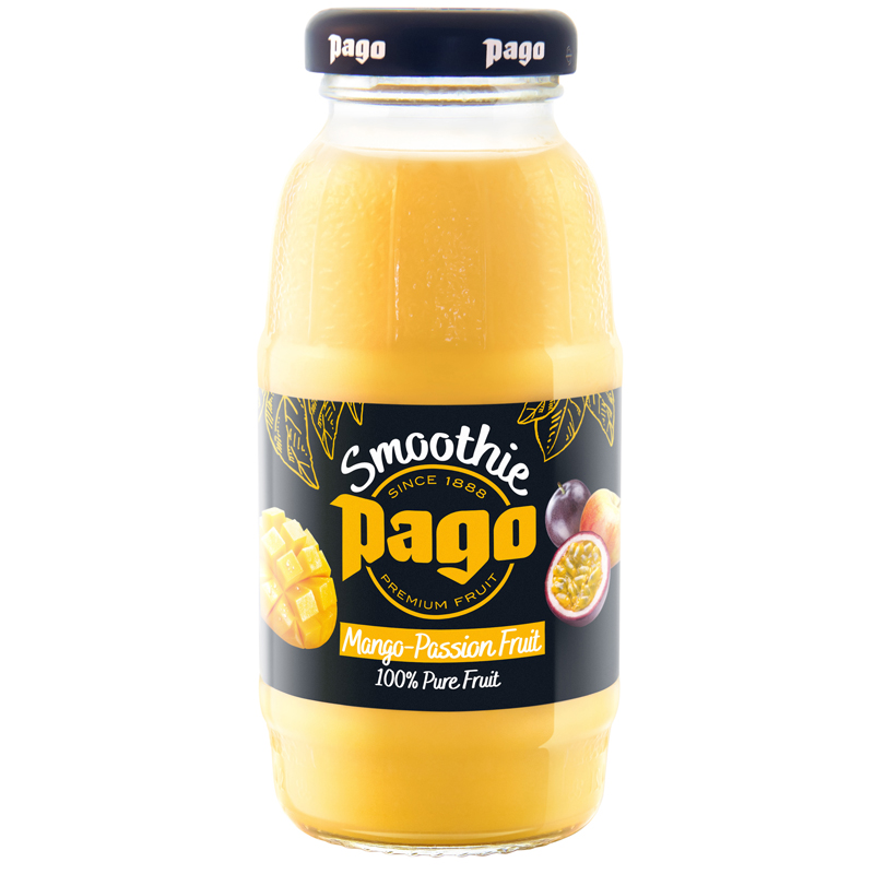 Smoothie Mango & Passionsfrukt - 15% rabatt