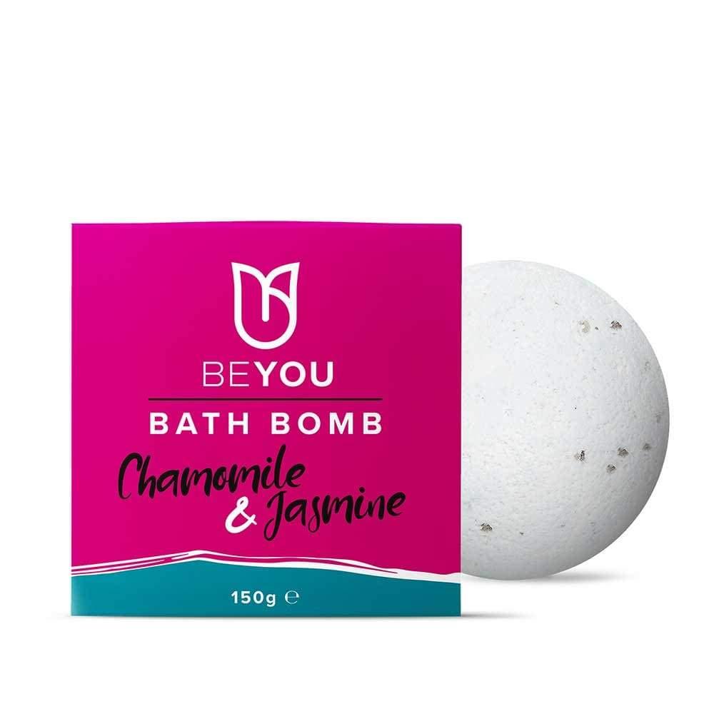 BeYou Chamomile and Jasmine Bath Bomb