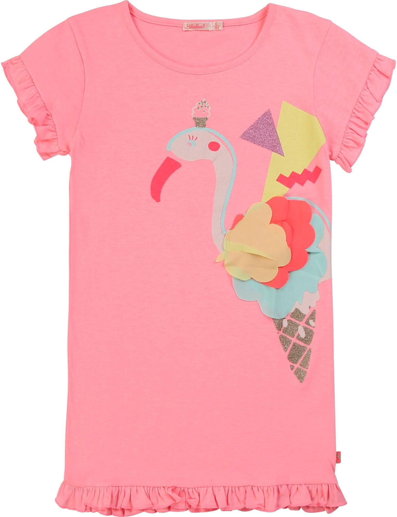 Billieblush Klänning. Pink Pale, 3 år