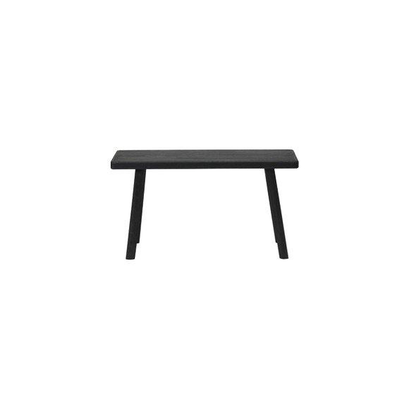 House Doctor - Nadi Bench L 81 cm - Black (259390201)